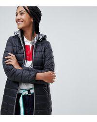Esprit - Hooded Mid Padded Jacket - Lyst