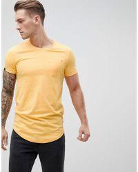 Produkt - Longline Pocket T-shirt - Lyst