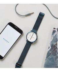 Skagen - Connected Skt1107 Hagen Hybrid Smart Watch - Lyst