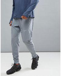 Nike - Flex Woven Trousers In Grey 885280-065 - Lyst