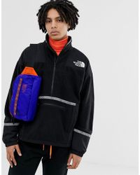 a79dddeefbdad The North Face 1985 Mountain Jacket Hooded In White Stickerbomb ...