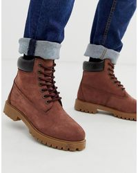Red Tape - Oxblood Buckland Boot - Lyst