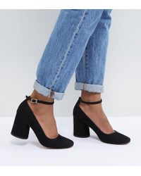 ASOS - Shortbread Heels - Lyst