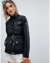 Barbour - International Anglesey Wax Jacket - Lyst
