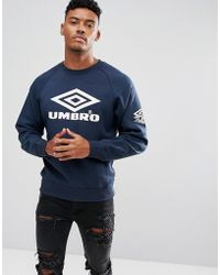 Umbro - Logo Sweatshirt - Lyst