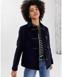 buy popular 5fe89 1e9c0 Lyst - Giacconi e cappotti corti da donna di Gloverall a ...