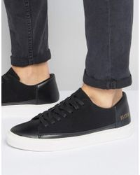 SYSTVM - Lo Trainers In Black - Lyst