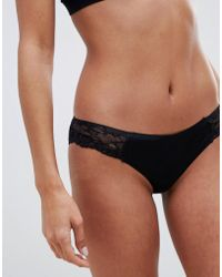 Free People - Smooth Briefs - Lyst