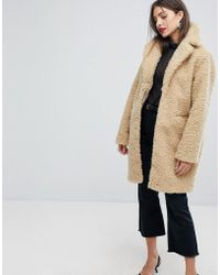 Whistles - Ultimate Teddy Coat - Lyst