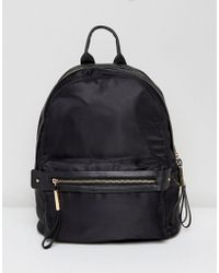 Pieces - Backpack - Lyst