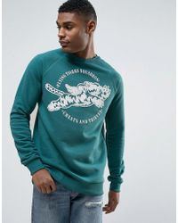 Cheats & Thieves - Tiger Sweater - Lyst