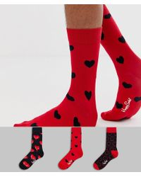 Happy Socks - 3 Pack Gift Box - Lyst