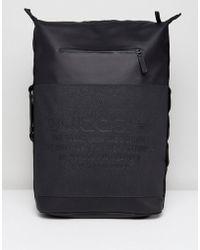 adidas Originals - Nmd Medium Backpack In Black Ce2361 - Lyst