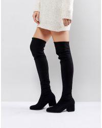 baaa4034697 Lyst - Women s Vagabond Knee boots Online Sale