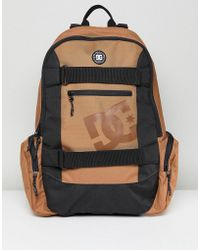DC Shoes - Breed Backpack - Lyst