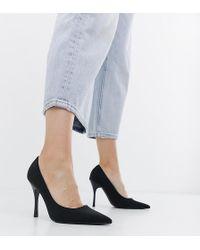 7ebf8489584 Lyst - Women s Bershka Heels
