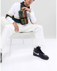 ASOS - Design Large Bum Bag In Camo Print - Lyst