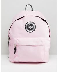 Hype - Badge Backpack - Lyst