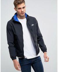 Penfield - Cochato Hooded Jacket Technical Waterproof In Black - Lyst