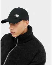 adf8394b1d4b7 New Balance Bucket Hat In Black in Black for Men - Lyst
