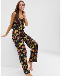 ASOS - Mix & Match Fruit Pyjama Tank - Lyst