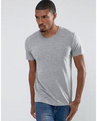 Esprit - Organic Cotton T-shirt In Gray - Lyst