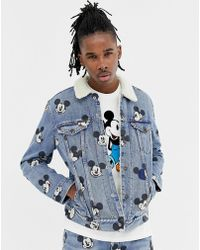 Levi's - Mickey mouse - Lyst
