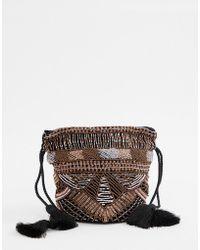 Cleobella - Mallou Heavy Embellished Party Bag - Lyst