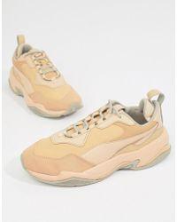 PUMA - Thunder Desert Sneakers - Lyst