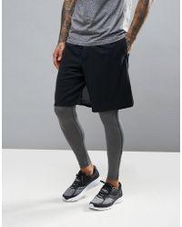 Saucony - Running Cityside Shorts In Black Sa81309-bk - Lyst