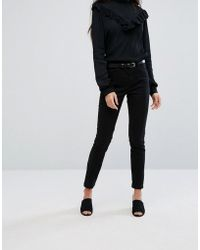 B.Young - Skinny Stretch Jeans - Lyst