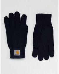 Carhartt WIP - Watch Gloves - Lyst