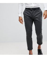 Heart & Dagger - Skinny Pant With Contrast Turn Up - Lyst