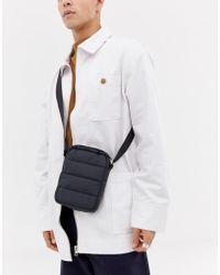 Weekday Piff Crossbody Bag In Yellow Check