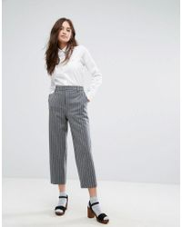 Paul & Joe - Sister Pinstripe Trouser - Lyst