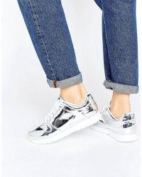 Blink - Metallic Sneaker - Lyst