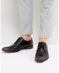 Steve Madden - Abbot Lace Up Shoes - Lyst