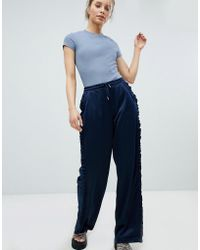 Monki - Jogger Style Trousers - Lyst