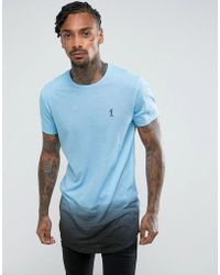Religion - T-shirt With Colour Fade - Lyst