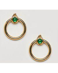 Gogo Philip - P Poison Ivy Earrings - Lyst