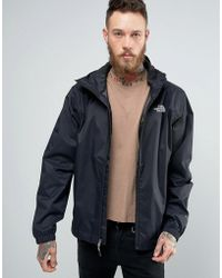 The North Face - Quest Hooded Jacket In Black - Lyst