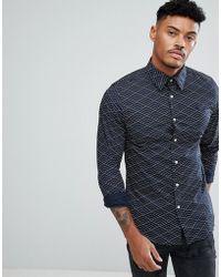 G-Star RAW - Spotty Shirt - Lyst