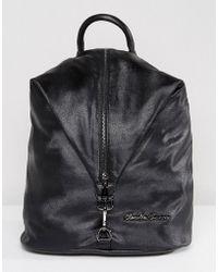 Claudia Canova - Zip Down Backpack - Lyst