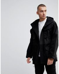 FairPlay - Oversized Patchwork Jacket - Lyst