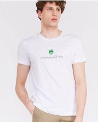 Aspesi   T-shirt Frogo In Jersey   Lyst