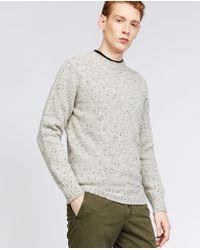 Aspesi - Wool Sweater - Lyst