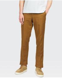 Aspesi - Trousers Secco - Lyst