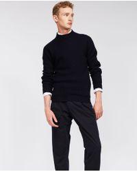 Aspesi - Merino Wool Sweater - Lyst