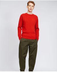 Aspesi - Cashmere Sweater - Lyst
