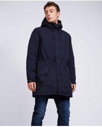 Aspesi - Thermore Jacket Parkettone - Lyst